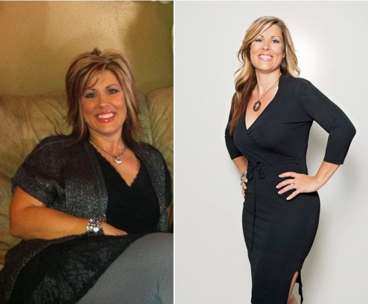 Jessica Ford down 32 pounds